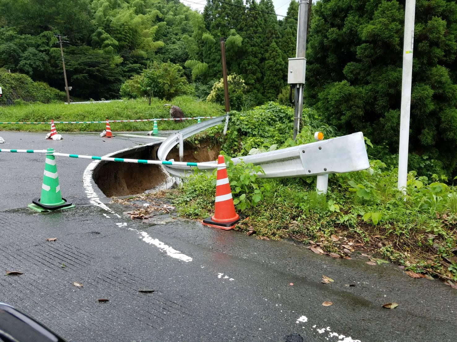 九州北部豪雨災害復興支援ボランティア活動のサムネイル画像5