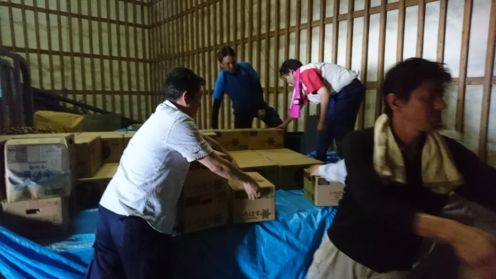 九州北部豪雨災害復興支援ボランティア活動のサムネイル画像7