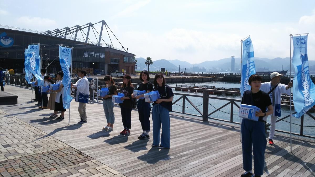 九州北部豪雨災害復興支援ボランティア活動のサムネイル画像4