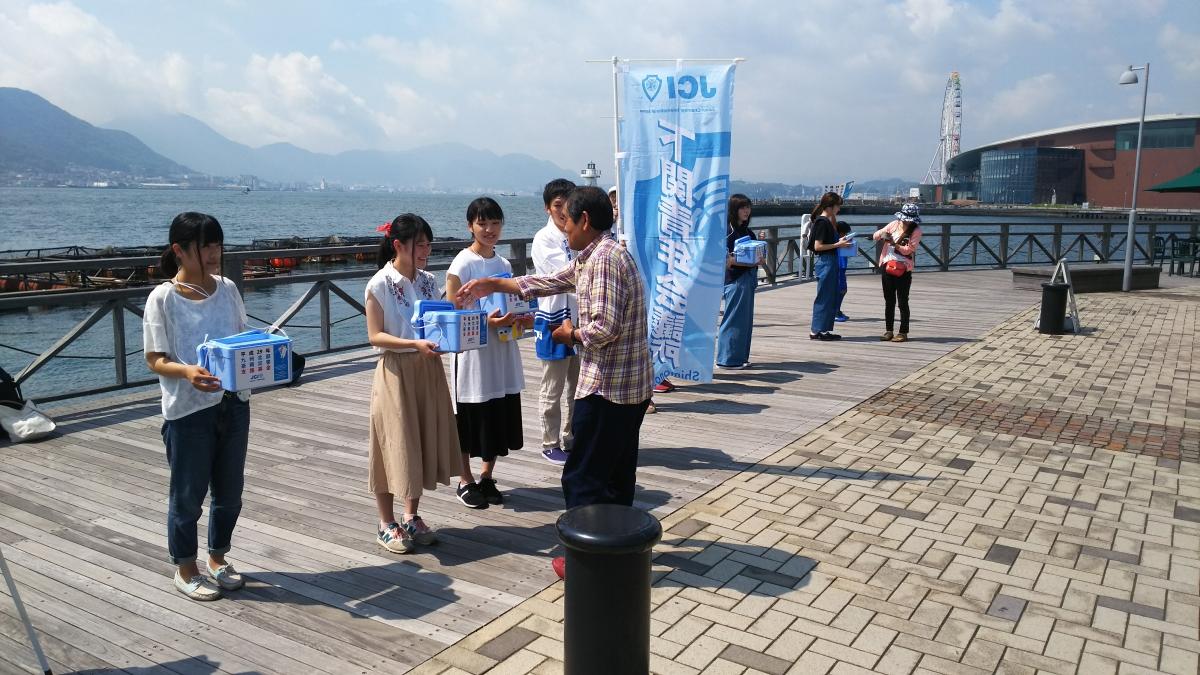 九州北部豪雨災害復興支援ボランティア活動のサムネイル画像2