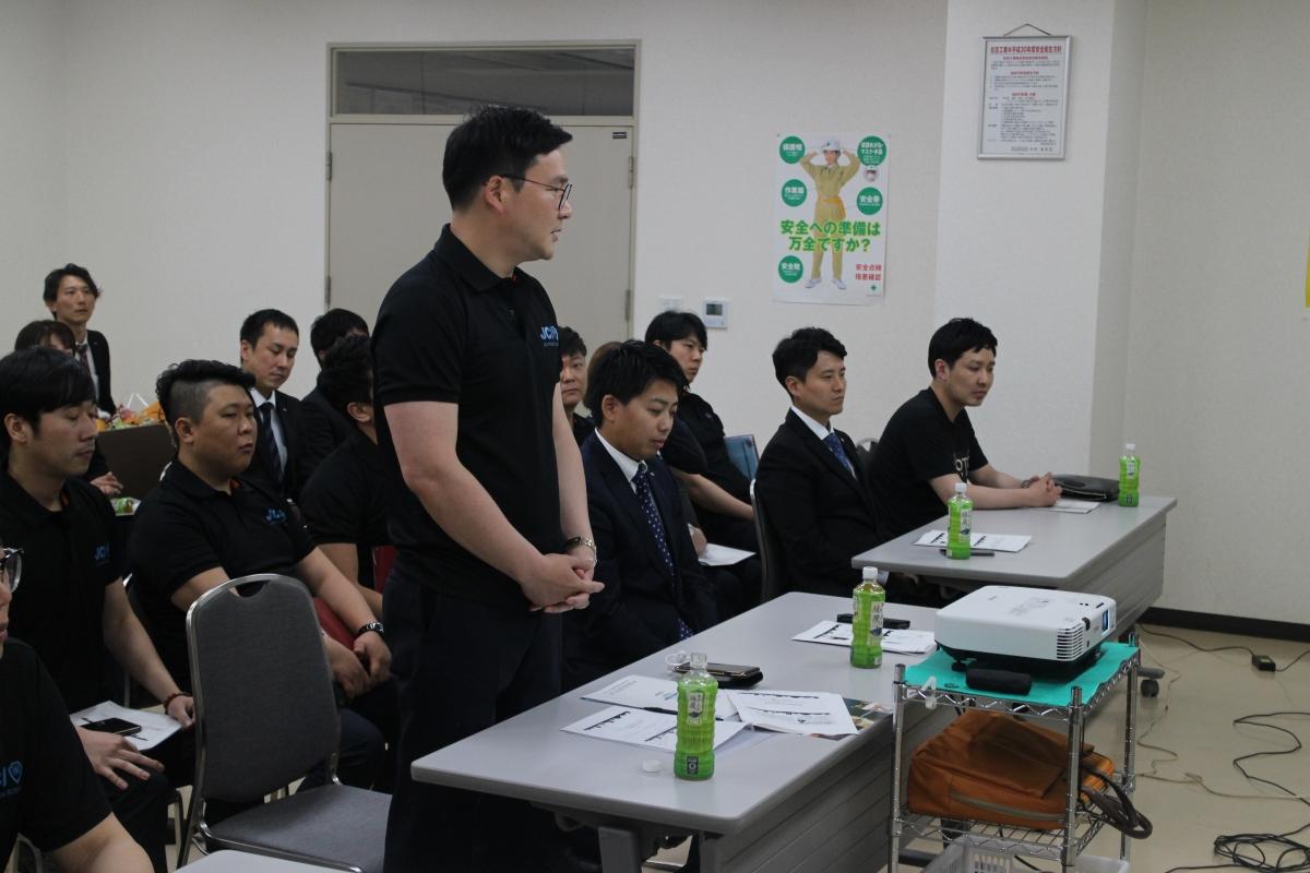 釜山・福岡・下関JC TRIO ビジネス交流 ウェルカムパーティのサムネイル画像2