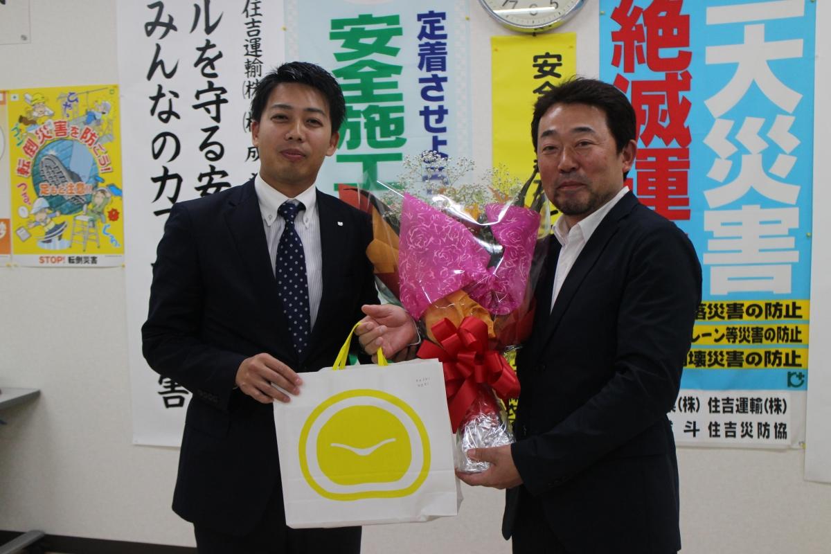 釜山・福岡・下関JC TRIO ビジネス交流 ウェルカムパーティのサムネイル画像3