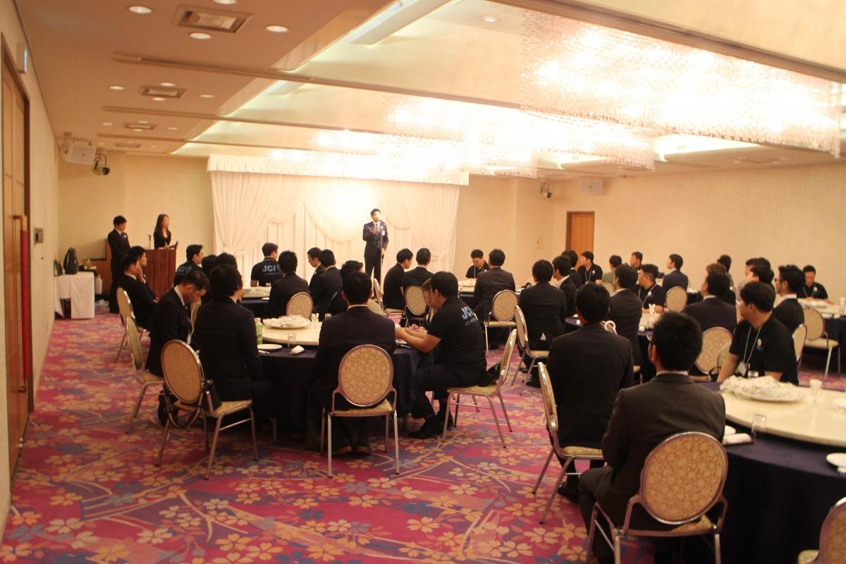釜山・福岡・下関JC TRIO ビジネス交流 ウェルカムパーティのサムネイル画像6