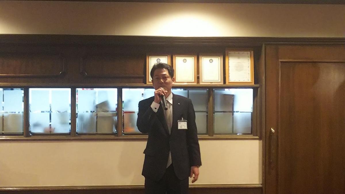 「日中植林・植樹国際連帯事業」2019年青島市青年代表団 懇親会のサムネイル画像4
