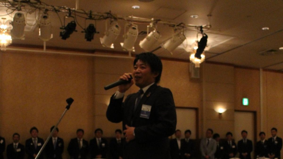 下関青年会議所創立66周年記念式典のサムネイル画像6