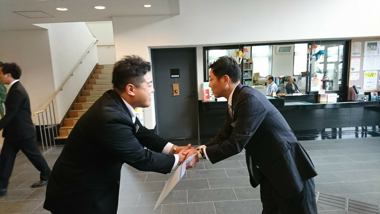一般社団法人柳井青年会議所創立60周年記念式典のサムネイル画像1