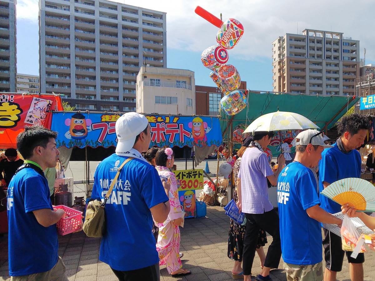 「関門海峡花火大会」のサムネイル画像3
